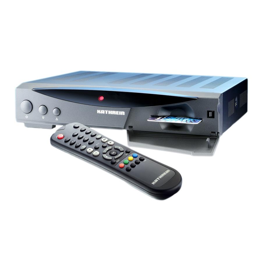siwacom eshop kathrein ufd 590 digital satelliten receiver dvb s sky online kaufen. Black Bedroom Furniture Sets. Home Design Ideas