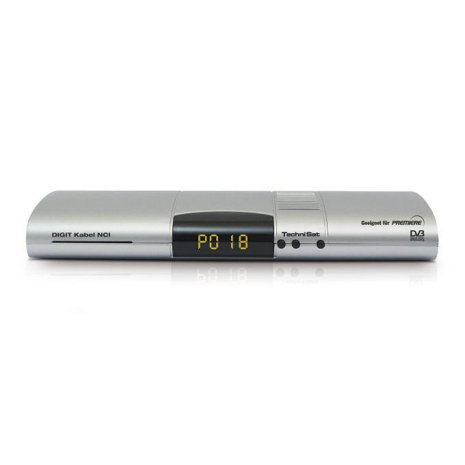 siwacom eshop technisat digit kabel nci kabel receiver dvb c online kaufen. Black Bedroom Furniture Sets. Home Design Ideas