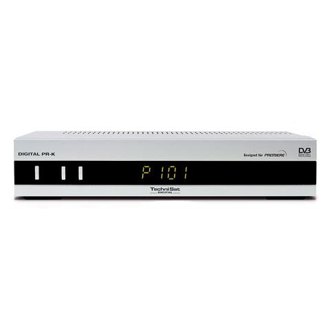 siwacom eshop technisat digital pr k kabel receiver dvb c online kaufen. Black Bedroom Furniture Sets. Home Design Ideas